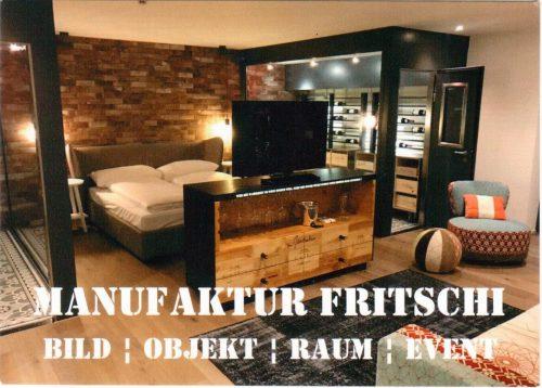 Möbel aus der Manufaktur Fritschi