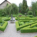 Romantischer Kräutergarten 5