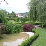 Romantischer Kräutergarten 7
