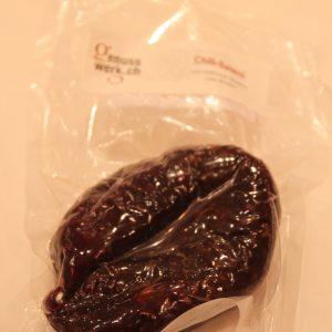 Chilisalami von Galloway Rindern von Benken