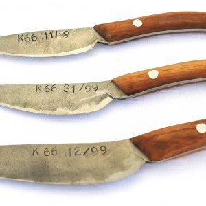 Handgeschmiedete K66 Messer
